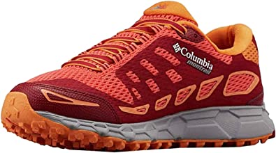 Columbia Bajada III, Zapatillas de Running para Asfalto para Mujer, Naranja (Zing, Beet 864), 38 EU: Amazon.es: Zapatos y complementos
