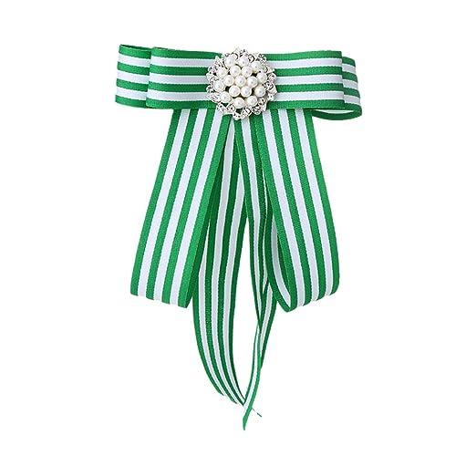 iTemer. 1 Pieza de Moda Arco Estilo Corbata Corbata Flor Broche de ...