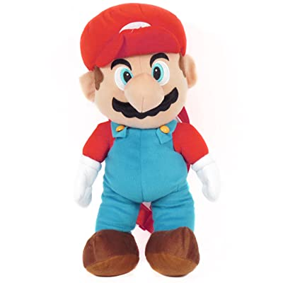 Nintendo Nintendo Mario Plush backpack: Toys & Games