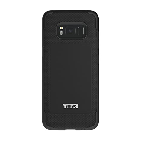 the best attitude 2bb72 41607 TUMI Leather Co-Mold Case for Samsung Galaxy S8 Black