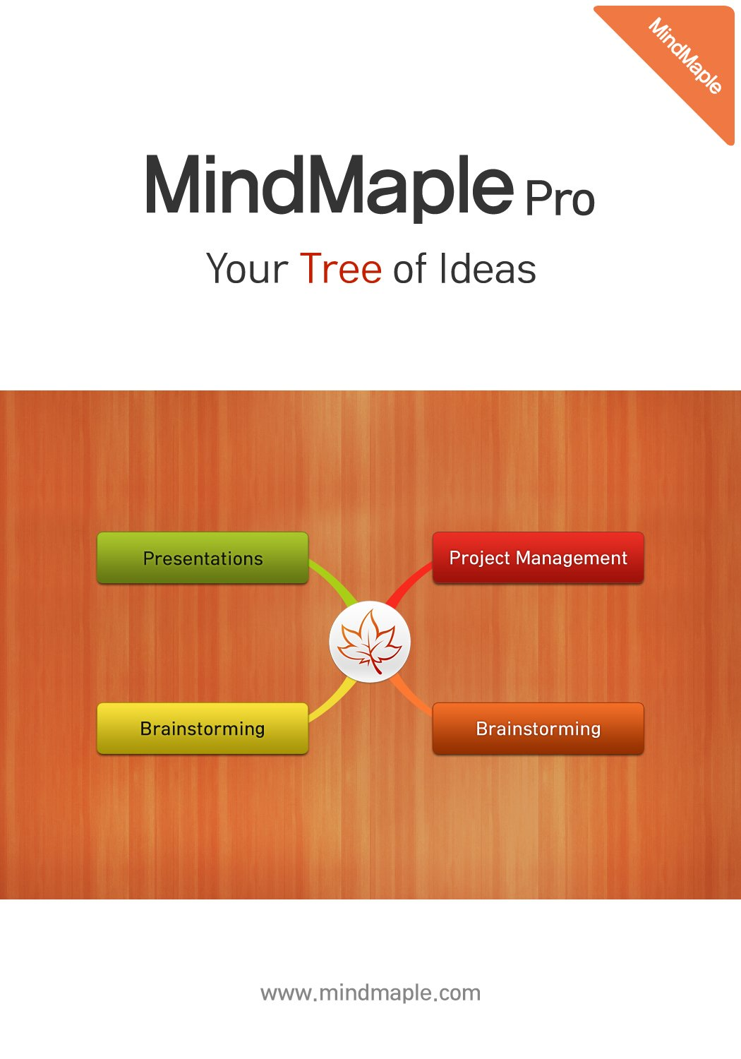 MindMaple Pro (Lifetime License) [Download] by Mind Maple, Inc