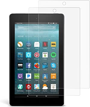 HD Tempered Glass Tablet Screen Protector Film For Amazon Kindle fire 7 2017 7.0