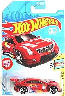 Hot Wheels 2013 HW Showroom Cadillac CTS-V CTS CTSV Red