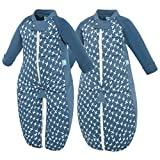 ergopouch 2.5 Tog Sleep Suit Bag, Navy Cross, 2-12 months
