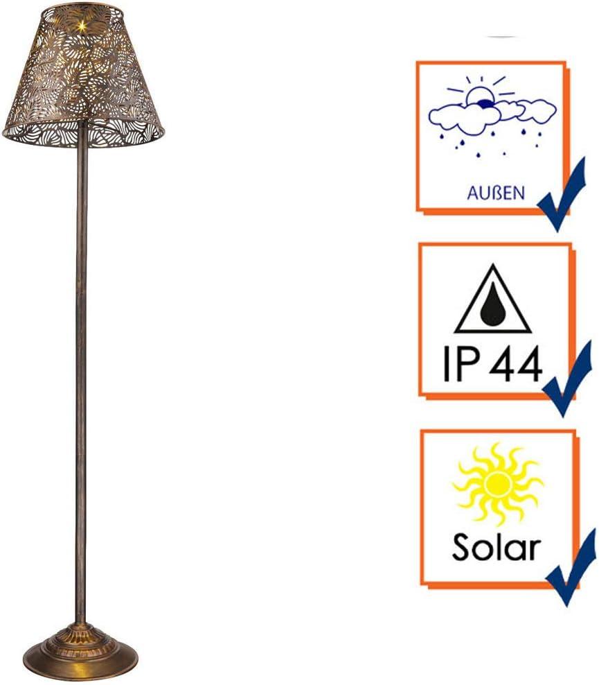 Led Solarleuchte 1x Led A 1w Inkl Stehleuchte Inkl 18650 Li Io 3