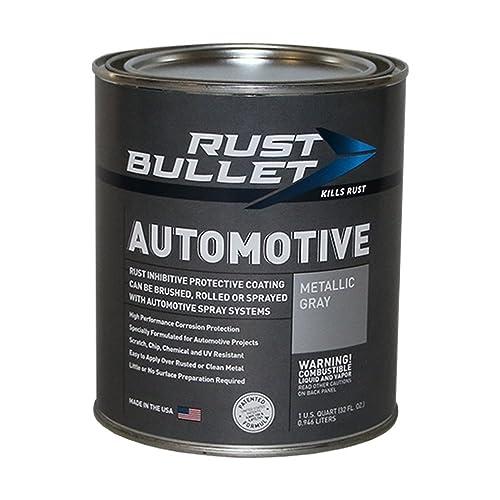 Rust Bullet Paint