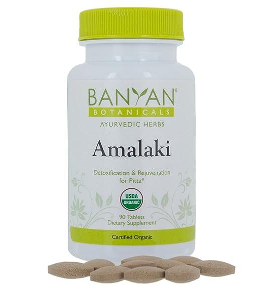 Organic Amalaki Tablets