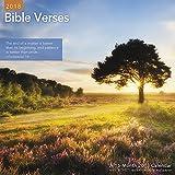 2018 Bible Verses Wall Calendar (Mead)