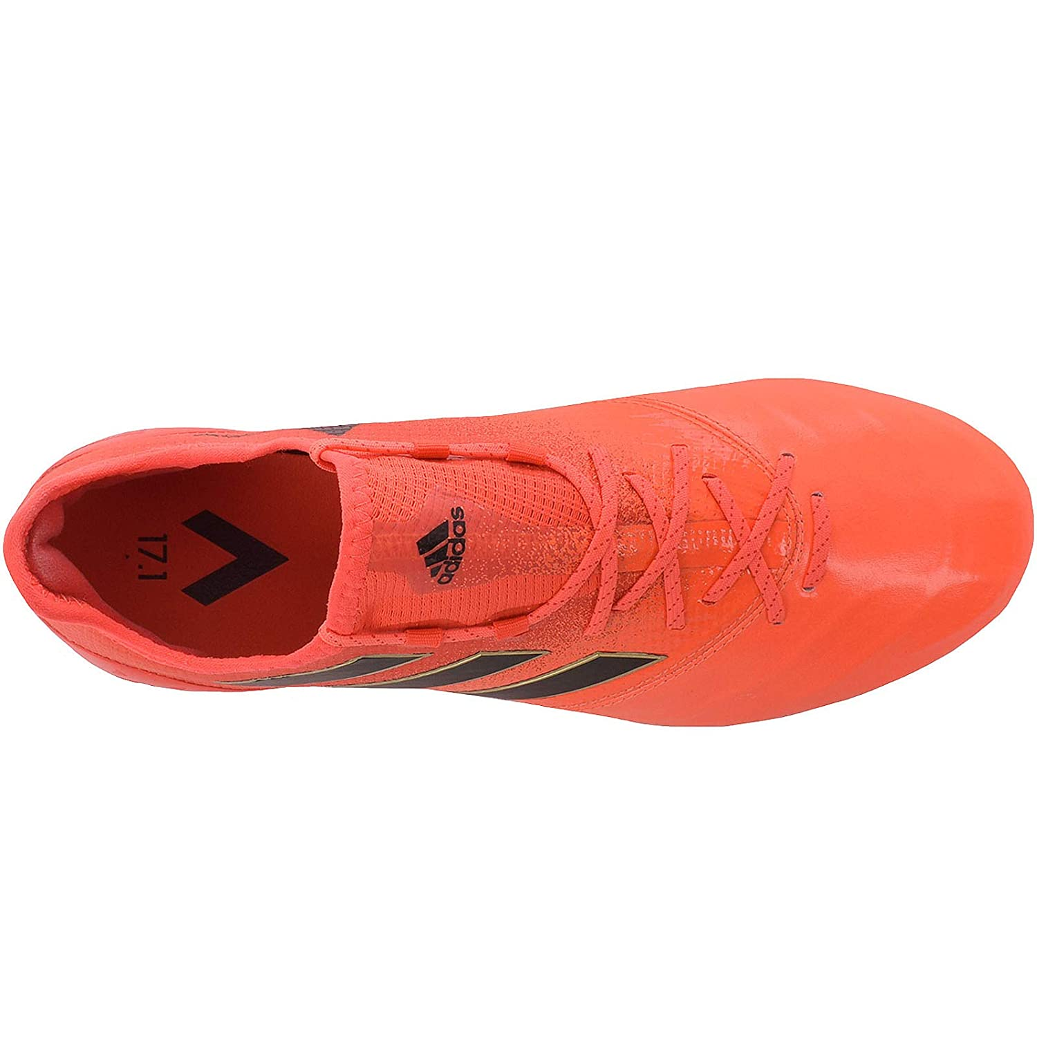 Adidas ACE 17.1 SG Leather Leather Leather - sorang cschwarz Solrot a394e1