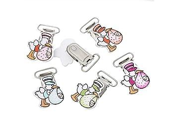 Yhcean Esencial 5pcs Forma de Pato dentición del bebé ...