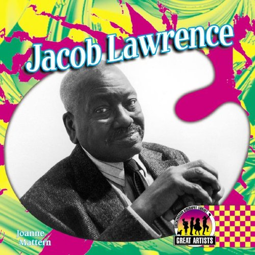Jacob Lawrence (Checkerboard Biography Library)