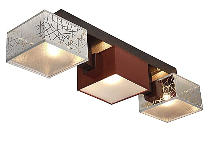 Lámpara de techo - WeRo Design barsa G-014 A - Lámpara de ...