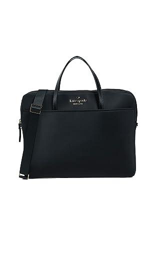 buy online 6bdd8 6ac4a Kate Spade New York Universal Laptop Commuter Case, Black, One Size