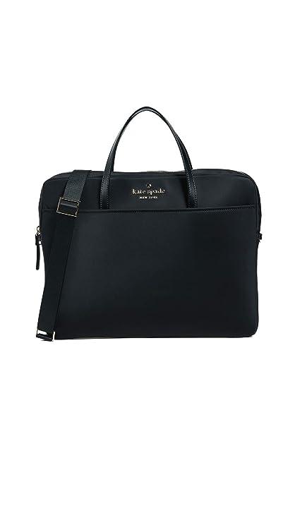 buy online 2a607 10d18 Kate Spade New York Universal Laptop Commuter Case, Black, One Size