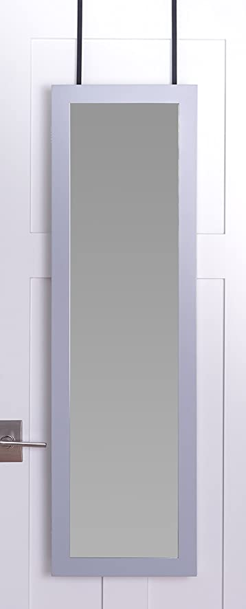 Hives And Honey Wall Mounted Full Length Mirror Door Hanging Jewelry  Cabinet By Hives U0026 Honey