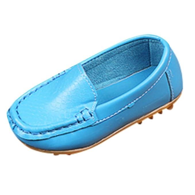 Amazon.com: Moonker Zapatillas para niños de 7 a 12 años de ...