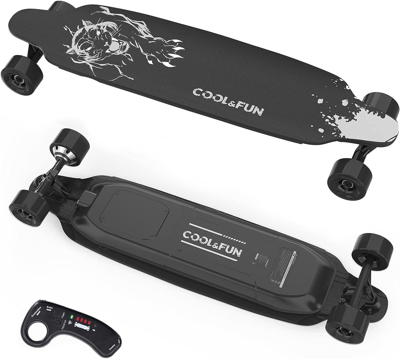 COOL&FUN Electric Skateboard