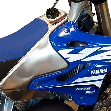 X-FUN Aluminium tank for Yamaha YZ 125 (06>19) YZ 125/250 06>19 8 8