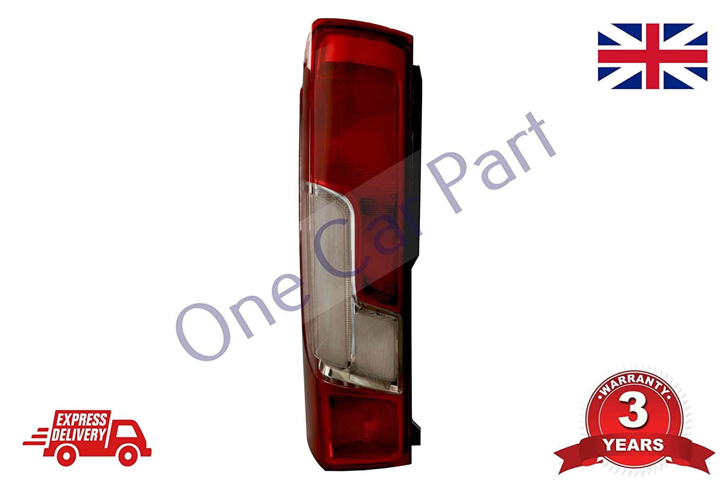 BOXER 2013-ON #LH Rear Tail Stop Lamp Light Brand New PARLEX