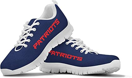 New England Themed Casual Athletic
