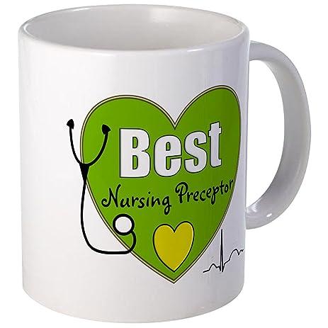 cafepress best nursing preceptor greenpng mug unique coffee mug coffee cup