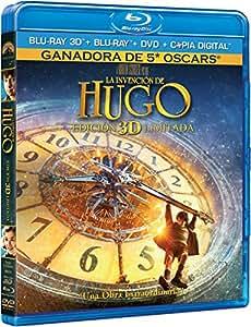 La Invención De Hugo (Superset) (Bd Combo + Bd 3D + Copia Digital) [Blu-ray]