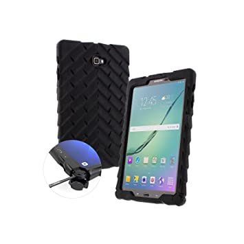 Image Unavailable Amazon.com: Gumdrop Cases Droptech for Samsung Galaxy Tab A 10.1 S