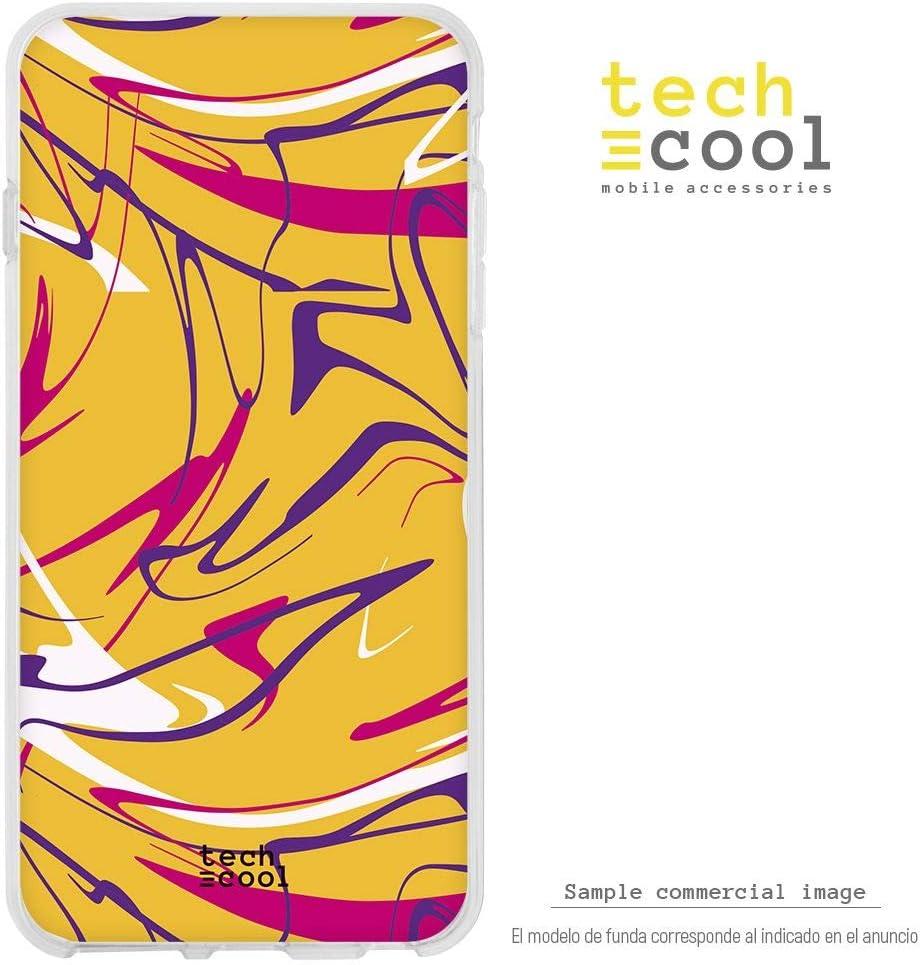 Textura /óxido Personalizable Nombre Funnytech/® Funda Silicona para Motorola Moto G5S Plus Gel Silicona Flexible, Dise/ño Exclusivo