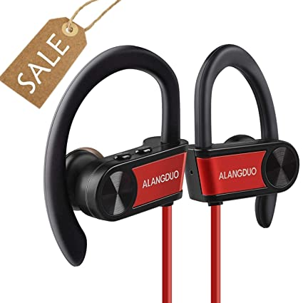Auriculares Bluetooth Deportivos, Inalámbricos Running Impermeable ...