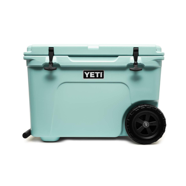 YETI Tundra Haul Portable Wheeled Cooler, Seafoam by YETI