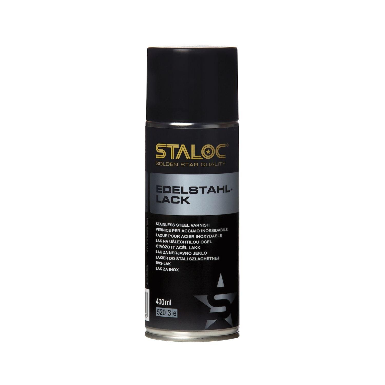 STALOC Edelstahl-Lack | fü r Ausbesserungen auf Edelstahl-Oberflä chen | 400 ml Stankovsky V110A662S003