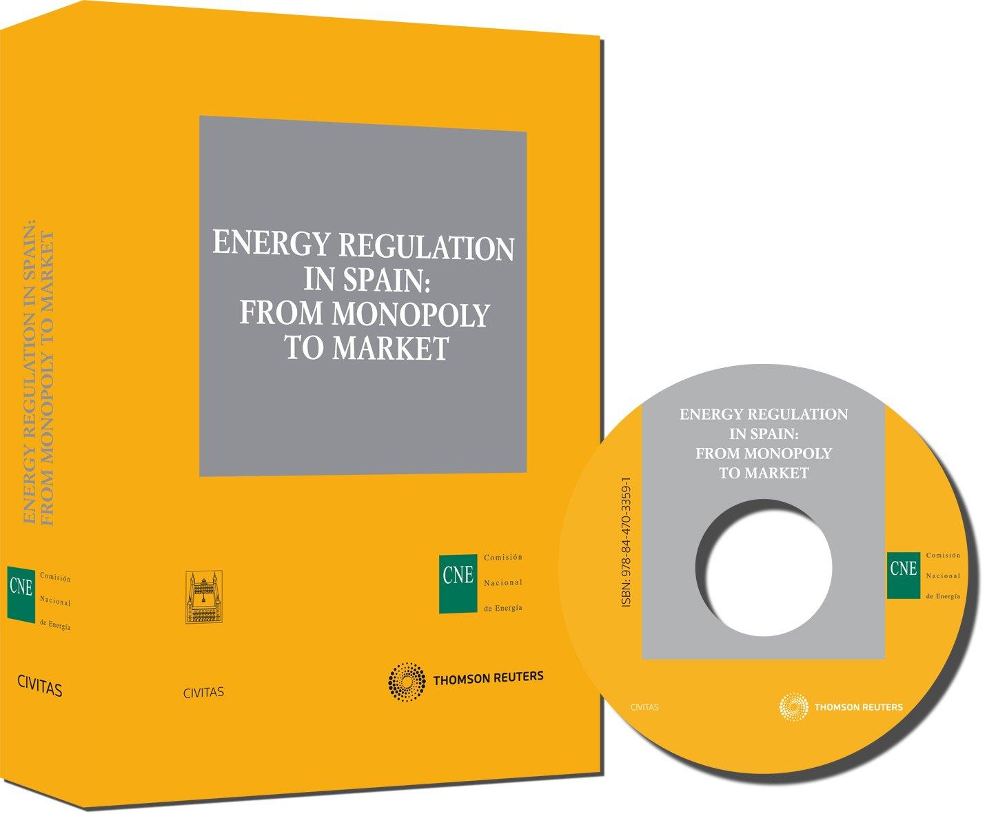 Energy Regulation in Spain: From Monopoly to Market Economía - Serie Especial: Amazon.es: García Delgado, José Luis: Libros en idiomas extranjeros