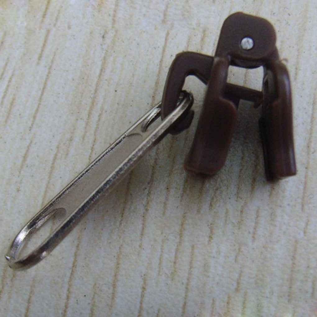 Junecat r/éparation instantan/ée Zipper Fix Zip Universel Slider Kit de Remplacement Teeth des tirettes