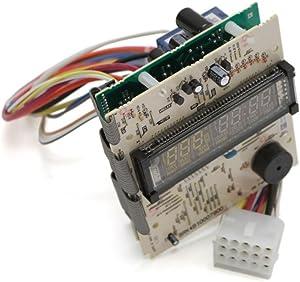 GE WB27T10914 Control Ovn Asm