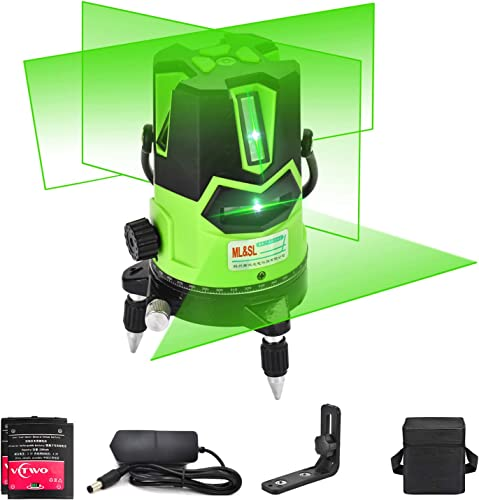 Multi-Line Green Beam Laser Level