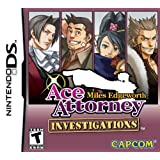 Ace Attorney Investigations: Miles Edgeworth - Nintendo DS Standard Edition