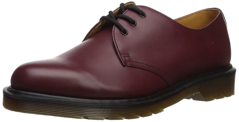Dr Martens Smooth  Zapatos de cordones de cuero para hombre