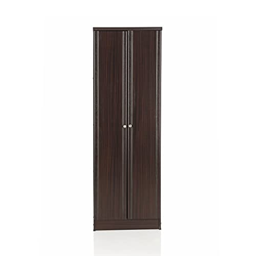 Royaloak Magico Double Door Bookshelf Chocolate