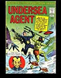 img - for Undersea Agent #1: 1966 Adventure Comic book / textbook / text book