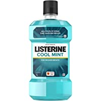 Listerine Mouthwash Cool Mint, 1000ml