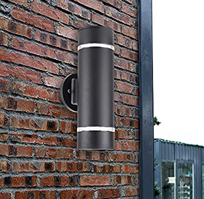 Cerdeco Stylish Wall Sconce Outdoor Wall Light [UL Listed]