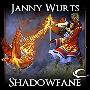 Shadowfane Audiobook