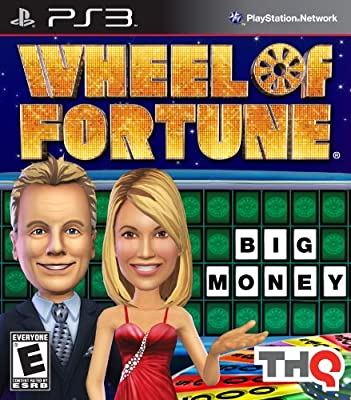 Wheel of Fortune by THQ (Video Games)