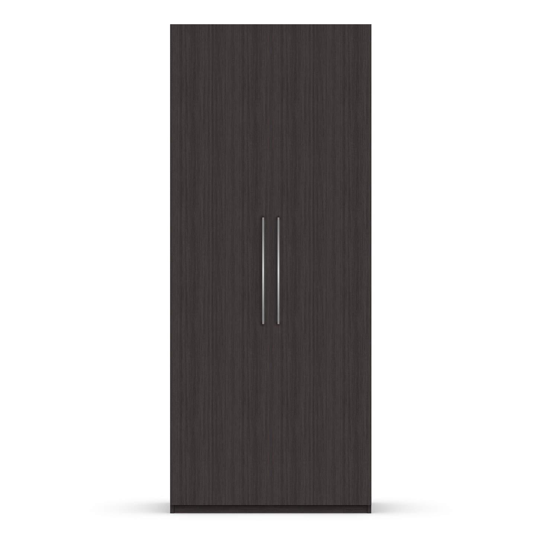 Unniq Armario ropero 2 Puertas batientes - 238x88x59 cm ...