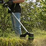 GreenWorks Pro ST80L210 80V 16-Inch Cordless String Trimmer,...