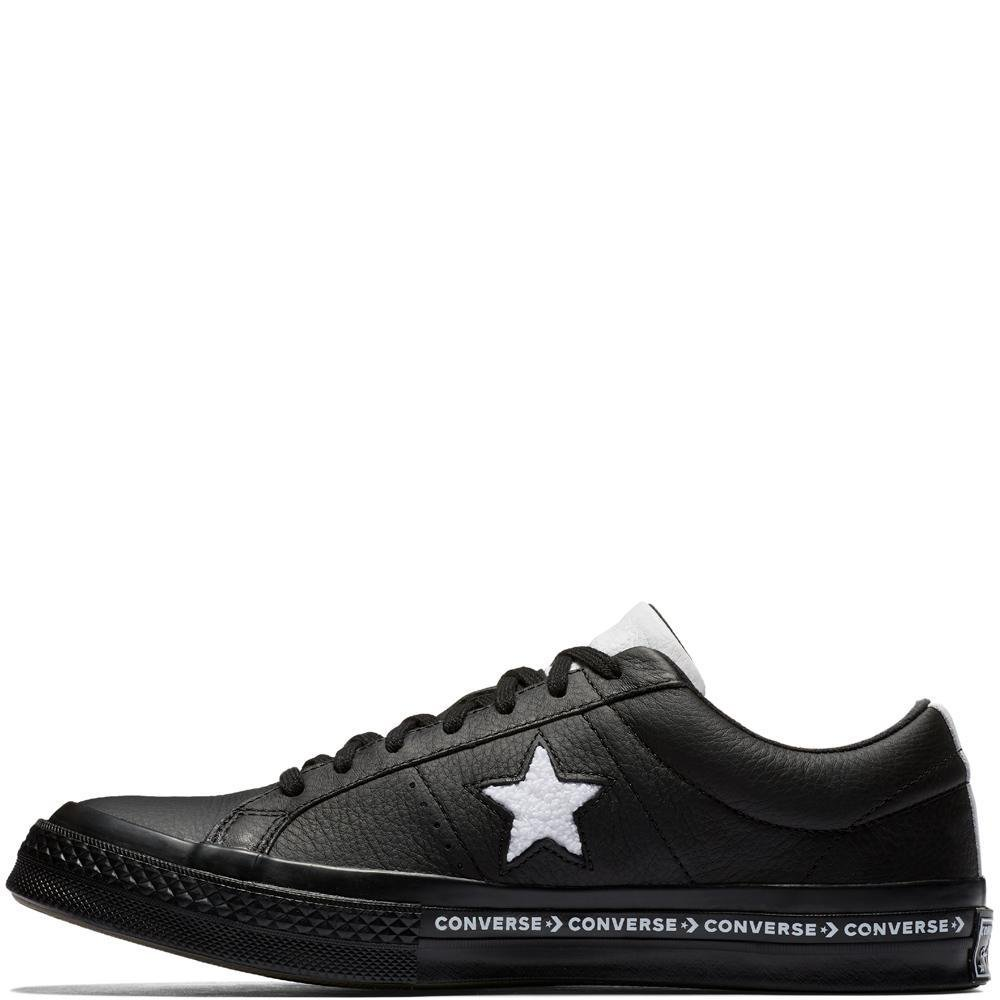 Converse Lifestyle One Star Leather Ox Adulto Leather Star Zapatillas 001) de 875eef