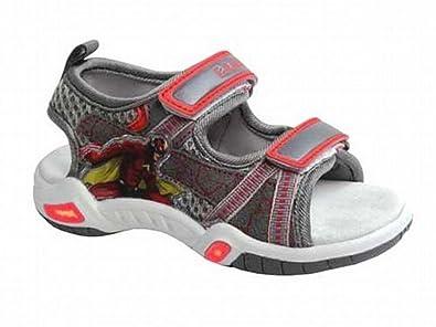 Kennedy Sko - Zapatillas de Material Sintético para niño gris gris, color gris, talla 29 EU
