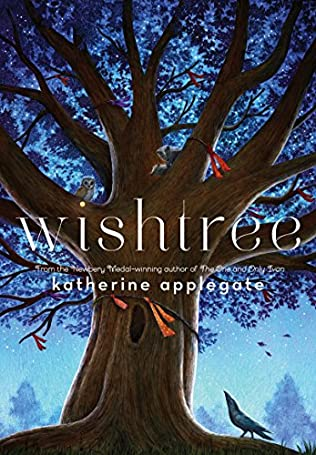 book cover of Wishtree