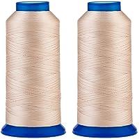 Selric® 3000 Yards #69 T70 Polyester Fil à Coudre utilisé pour la sellerie, marché en Plein air
