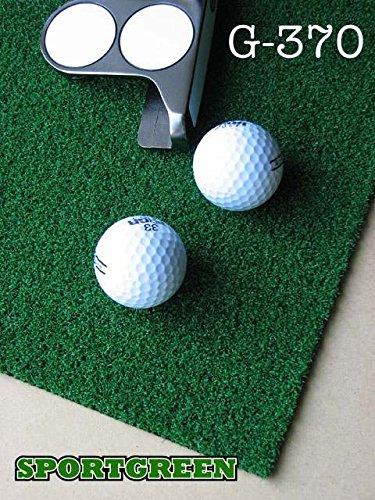 ゴルフ用人工芝[G-370]182cm幅20mロール B00LECK8LO
